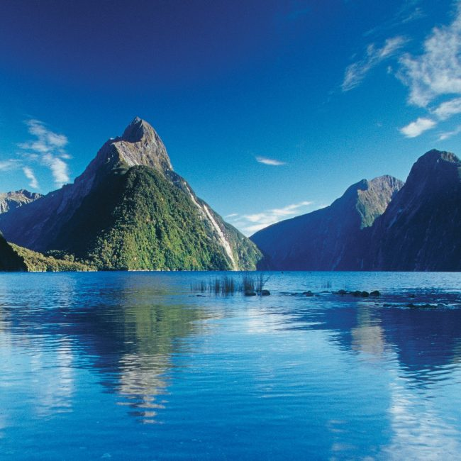 Milford Sound Fiordland Rob Suisted