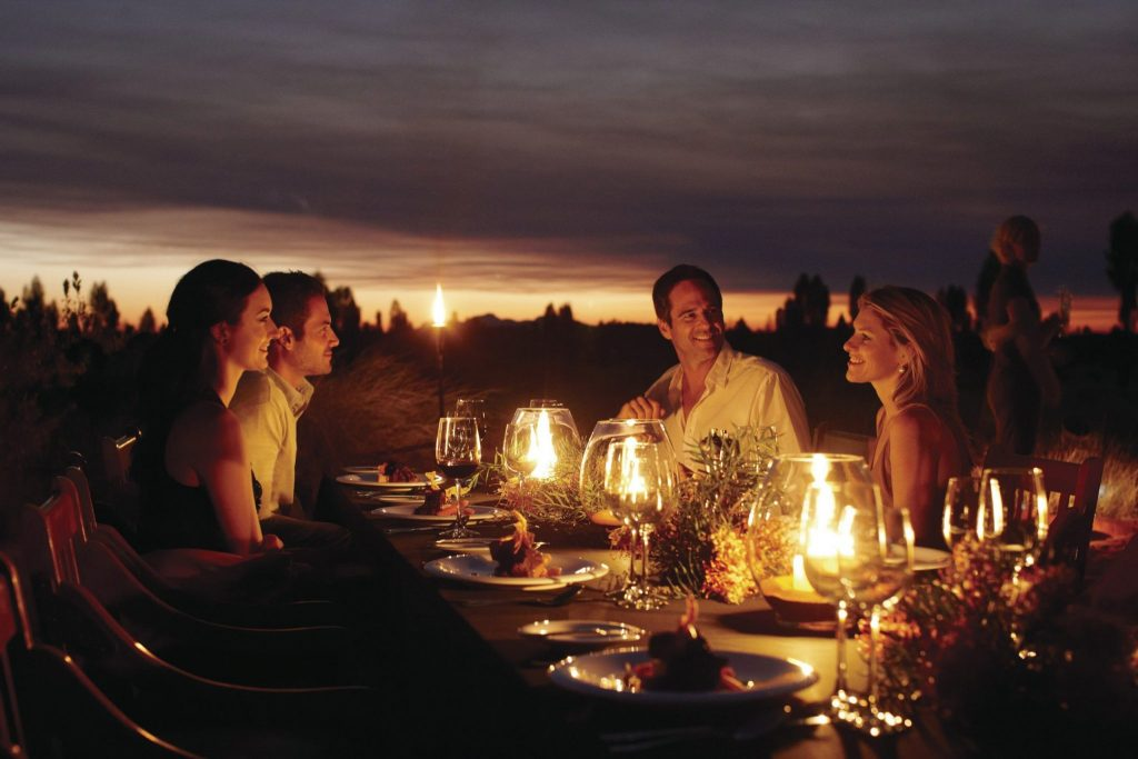 Outdoor Dining Experience