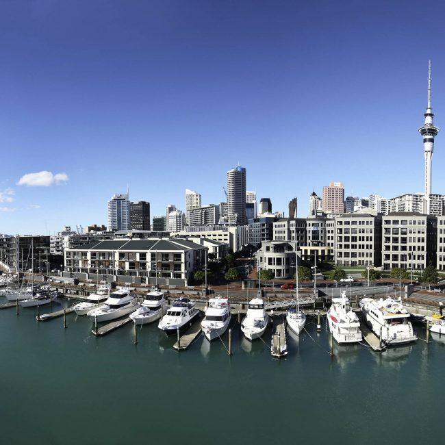 Sofitel Auckland Viaduct Harbour Landmark