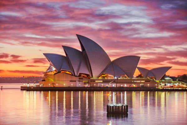 Sydney Colours of Australia