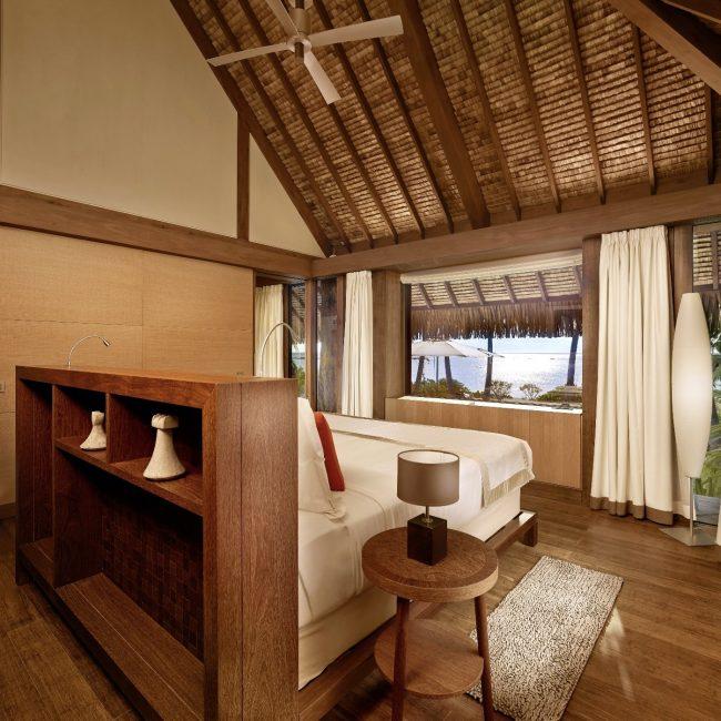 The Brando 1 Bedroom Villa Bedroom