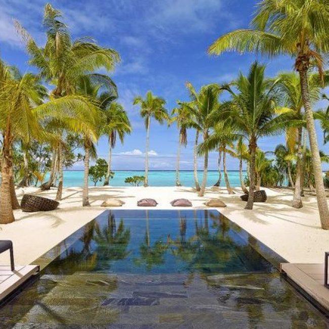 The Brando Three Bedroom Villa Pool