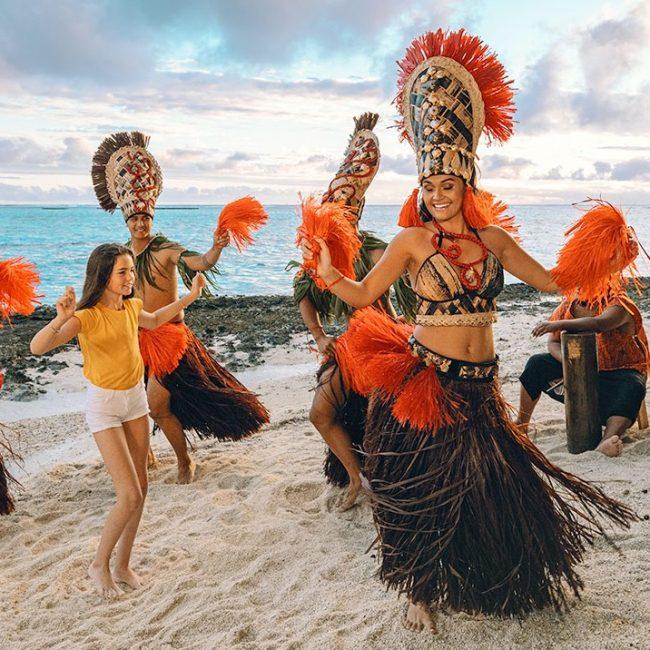 Traditional Dance Ori Tahiti