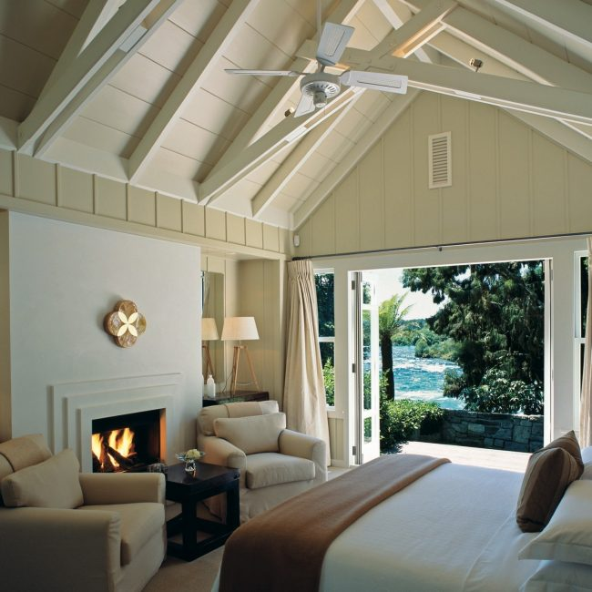 Two Of The Guest Suites Enjoy River Views