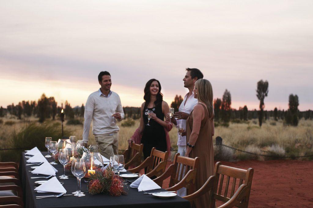 Uluru-Kata Tjuta National Park Dining Table