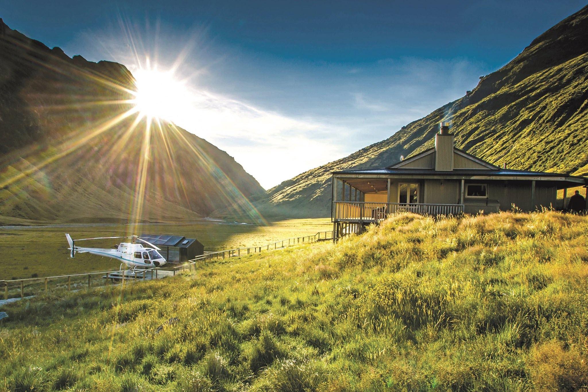Wanaka Accommodation Luxury Lodge