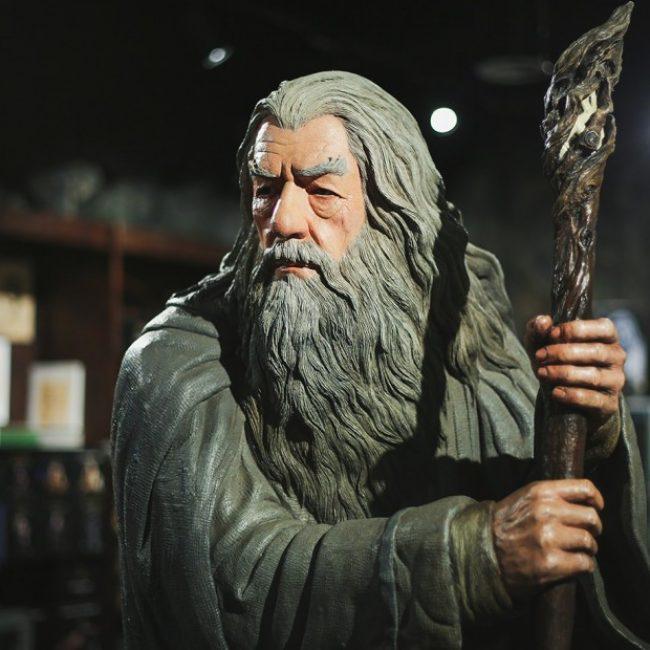Weta Workshop Gandolf Statue