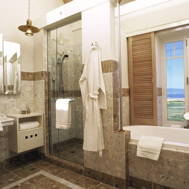 Wharekauhau Bathroom