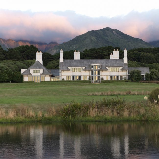 Wharekauhau Lodge
