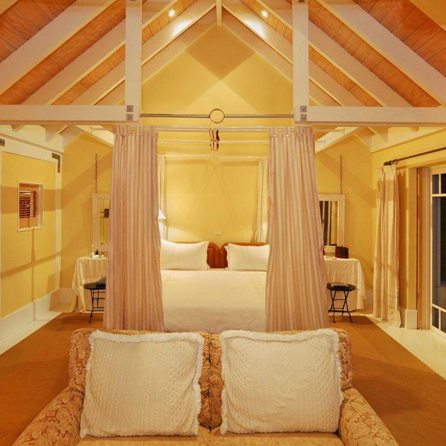 Wharekauhau Lodge Room
