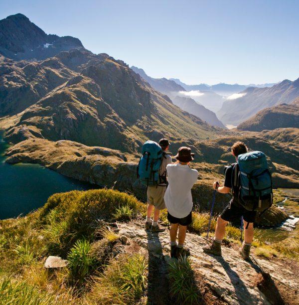 Routeburn Track_Fiorland_New Zealand