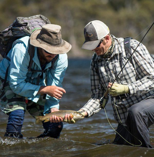 Fly Fishing_Western Lakes_Tasmania