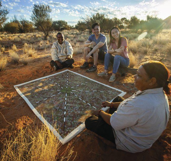 Karrke Aboriginal Cultural Tour, Watarrka, NT