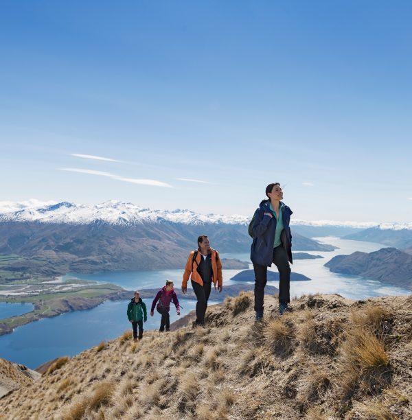Roy's Peak Track_Wanaka_New Zealand