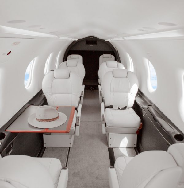Private Outback Air Charter_Interior