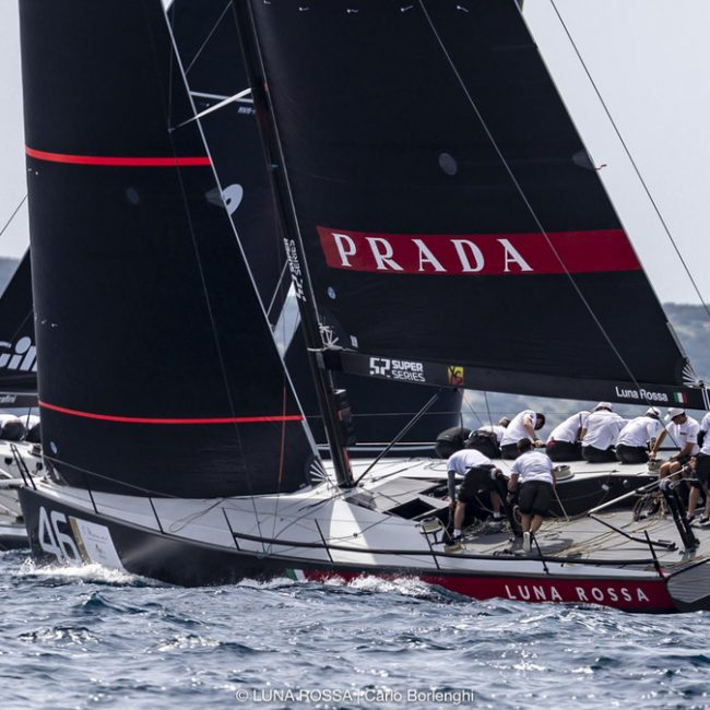 Sibenik 52 Super Series Sailing Week 2018