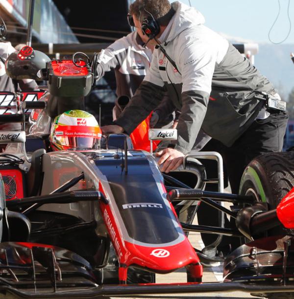 Formula One Pitstop_Australian Grand Prix