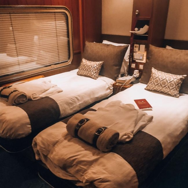 The Ghan_Locomotive_cabin