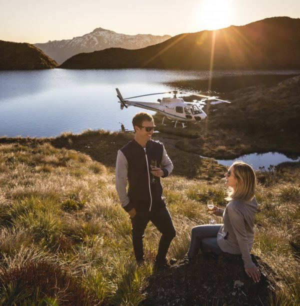 Private Helicopter Scenic Tour_New Zealand