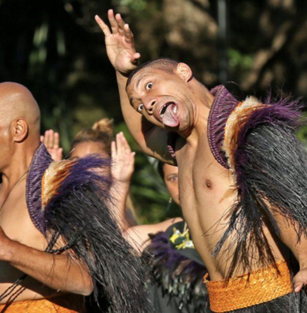 Māori Welcoming Ceremony_Powhiri