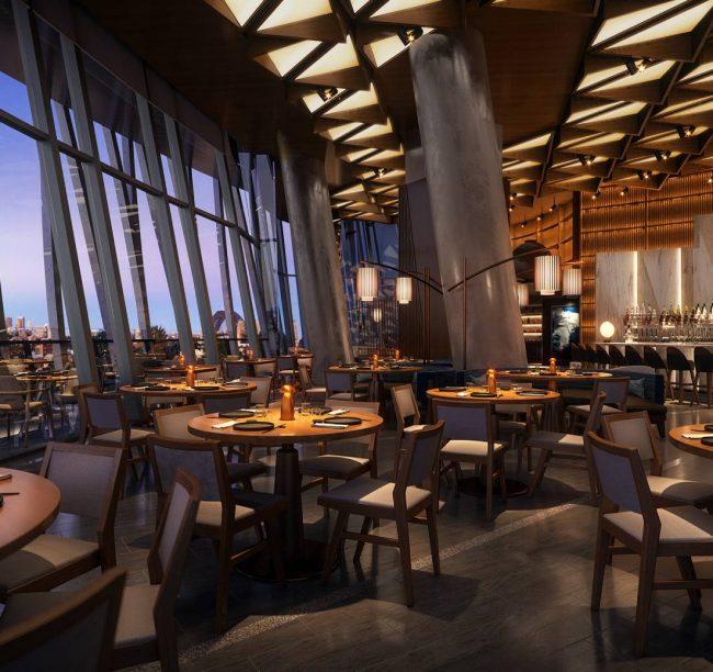 Crown Sydney_Nobu-Restaurant-Interior