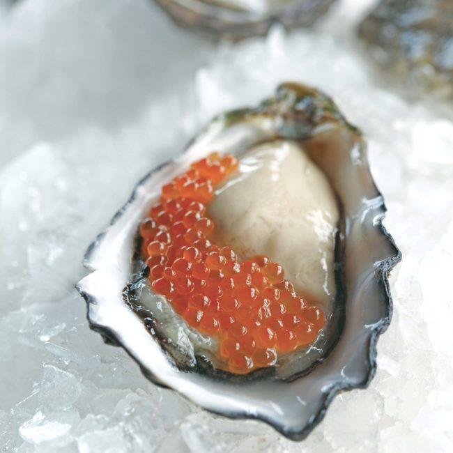 Saffire Freycinet Lodge_Oysters