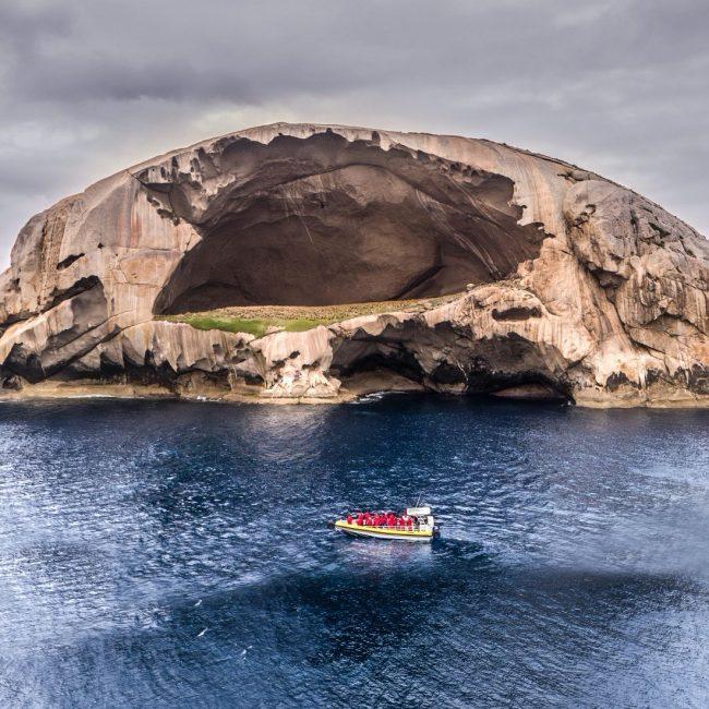 Skull Rock_Wilsons Promontory National Park