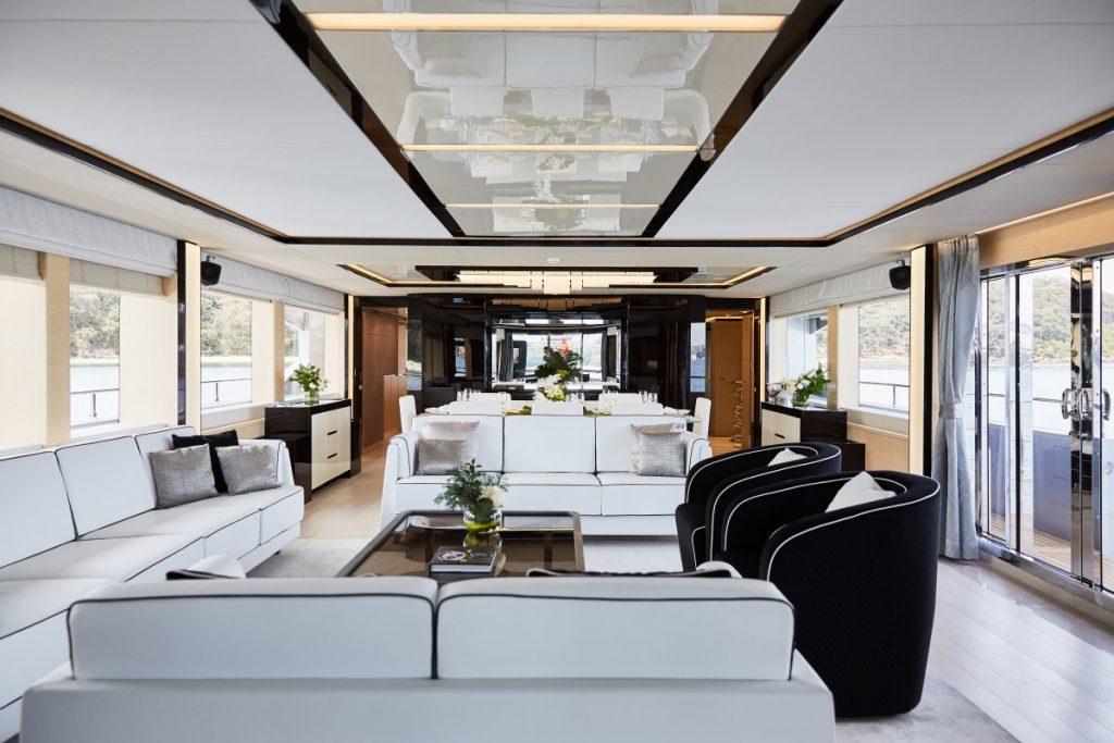 Ghost II Luxury Yacht Charter