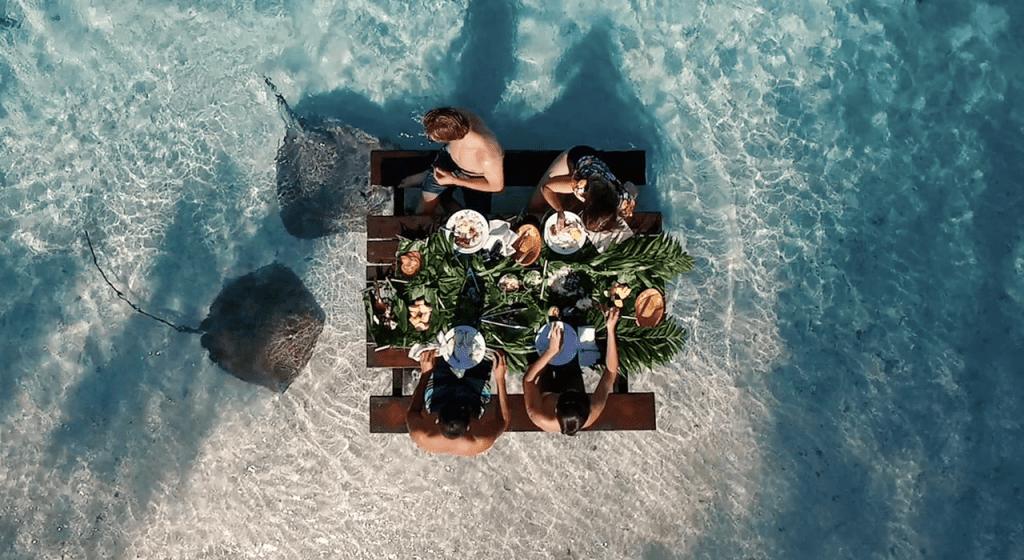 Charter a Yacht in Tahiti