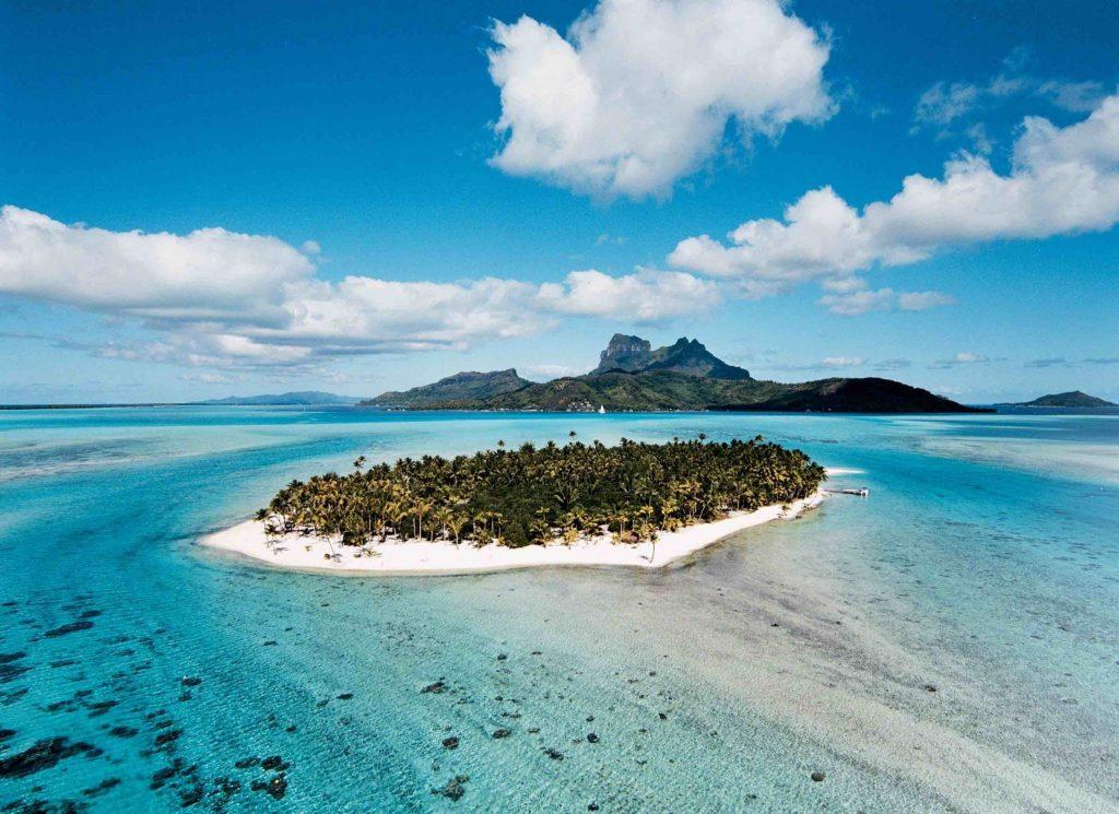 Francois Nars Island Bora Bora