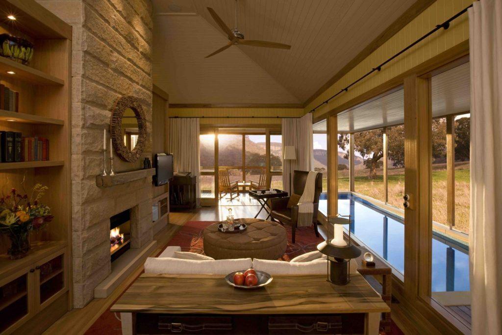 Wolgan Valley Lodge