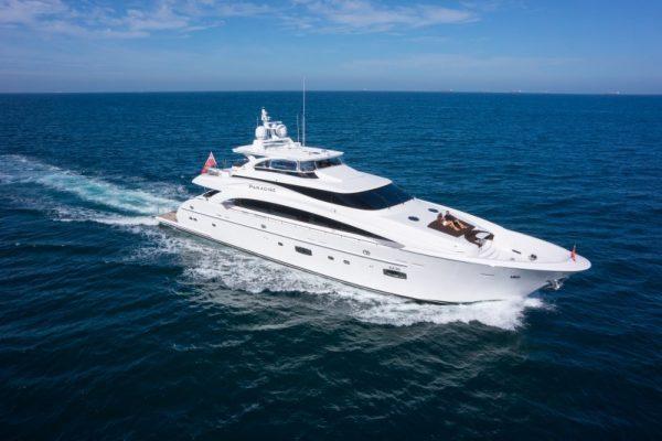 Yacht - Paradise