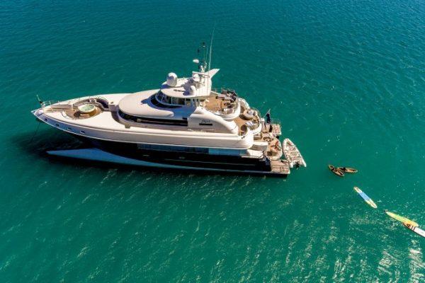 Yacht - Spirit