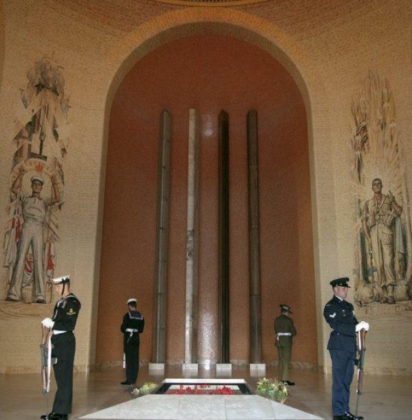 Australian War Memorial_Hall of Memory