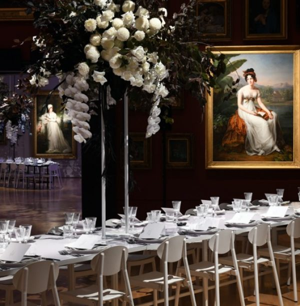 Private Exclusive Dinner_National Gallery of Victoria